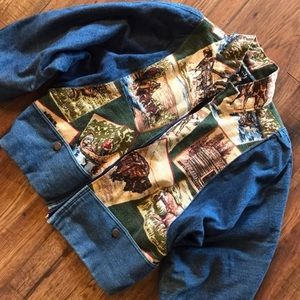 Western jacket size small